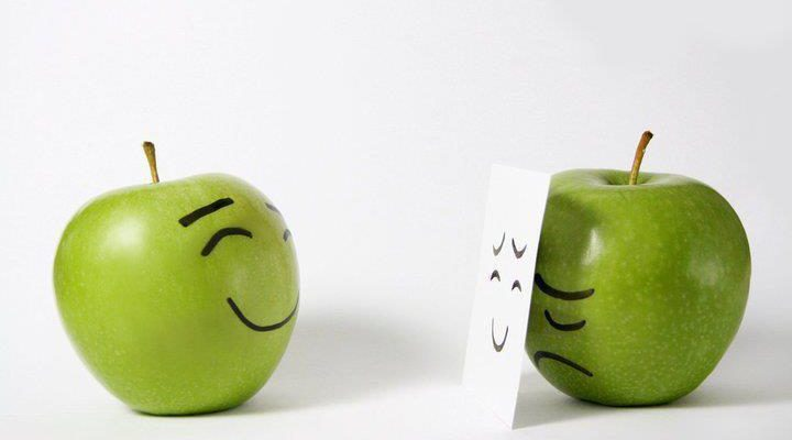 apples-happy-hide-mask-sad
